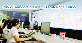 Public transport intelligent dispatching solution