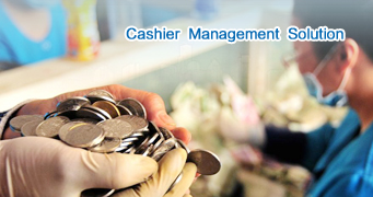 Cashier management solution