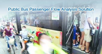 Public bus passenger flow analysis solution