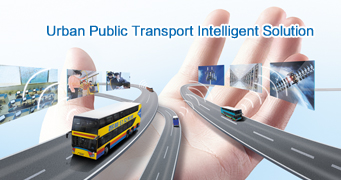 Urban public transport intelligent solution